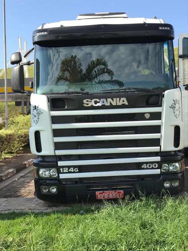 Imagem 1 de 11 de Scania 124g 400