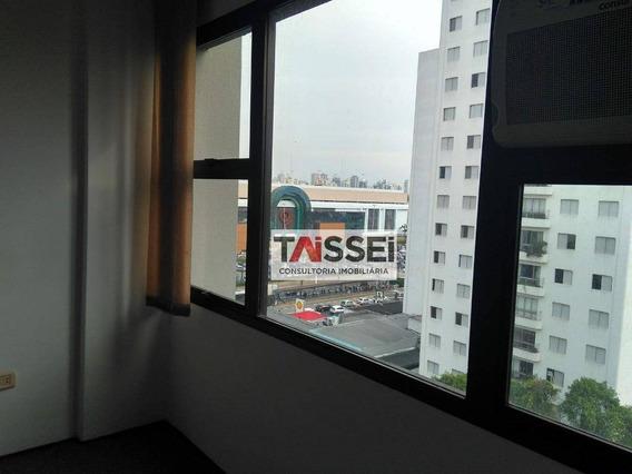 Sala À Venda, 46 M² Por R$ 377.000,00 - Moema - São Paulo/sp - Sa0076