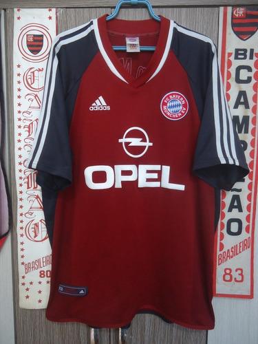Camisa Bayern De Munique ( Elber / Nº 9 )