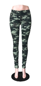 Pantalón Militar Mujer - Pantalon Camuflaje Mujer 4 Colores
