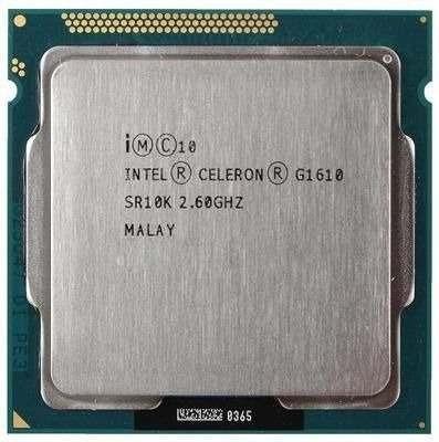 Processador Intel Celeron Lga 1155 G1610 2.60ghz 2mb 100%