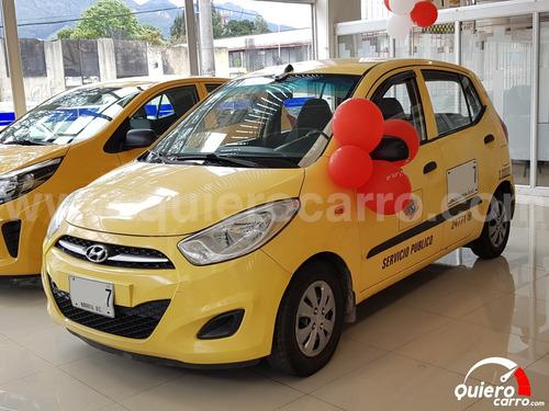 Taxi Hyundai I10 2016 En Perfecto Estado Poco Kilometraje
