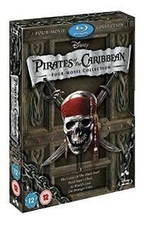 Pirates Of The Caribbean: 1 - 4 Original