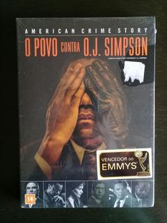 O Povo Contra Oj Simpson - 1 Temporada - Lacrado - 04 Discos