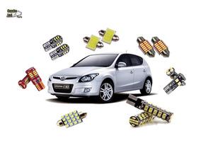 Kit Lâmpadas Led Premium Hyundai I30 I30 Efeito Xenon