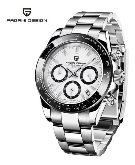 Reloj Pagani Design Daytona Cronografo Deportivo Pd-1644