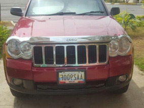 Jeep Grand Cherokee Limited 2009 4x2