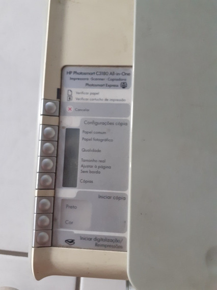 Impressora Hp C3180 All-in-one.