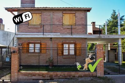 Casa En Mina Clavero Para 5 Y 6 (cinco Y Seis) Personas.