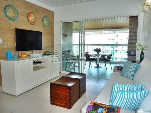Apartamento Em Riviera, M8, 128m², 3 Dorms ( 2 Suites)