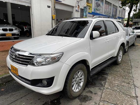 Toyota Fortuner Urbana2.7urbana