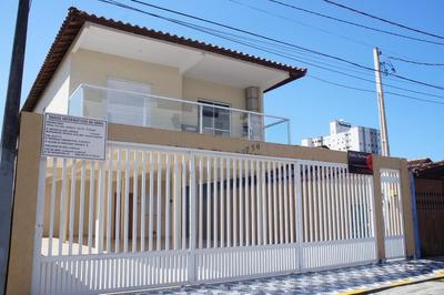 Imperdível Última Unidade, Sobrado Em Excelente Localização, Vila Guilhermina, Praia Grande. - Ca0547
