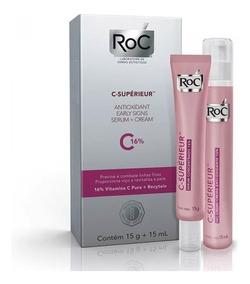 Roc C Supérieur Antioxidante 16% Vitamina C