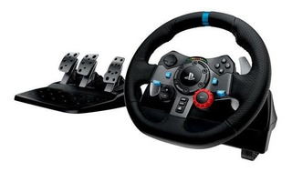Volante Gamer G29 Driving Force Para Ps3/ps4/pc Logitech