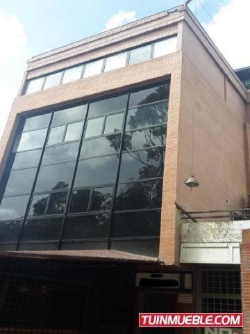 Oficina En Alquiler, La Trinidad..18-10636.