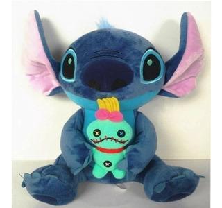 Peluche Stitch Disney Original 25 Cm Detallado Envio Gratis