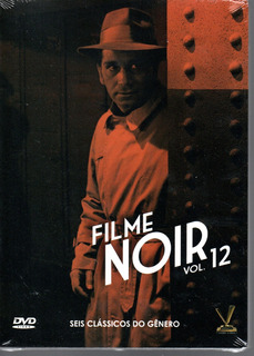 Dvd Filme Noir Volume 12 Sem Cards - Versatil Bonellihq L19