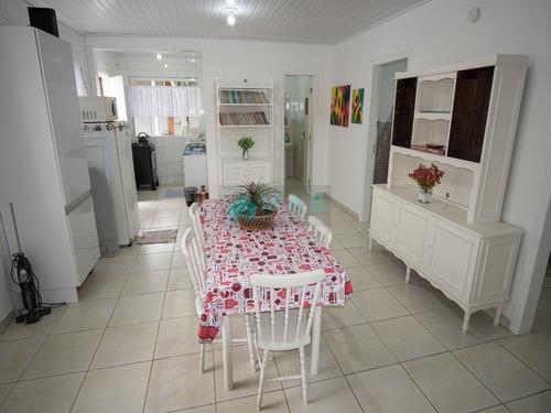 Imagem 1 de 11 de Casa Em Terreno Individual À Venda Na Praia Da Daniela Em Florianópolis Sc! - Ca00279 - 68984324