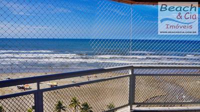 Frente Mar, 2 Dorms, Ocian, Praia Grande, R$ 310 Mil Ap00586