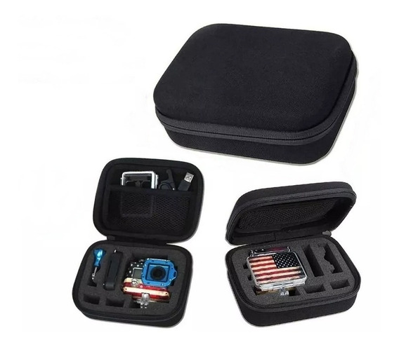 Case Para Gopro Sports Action Hd 4k All Cameras Protection