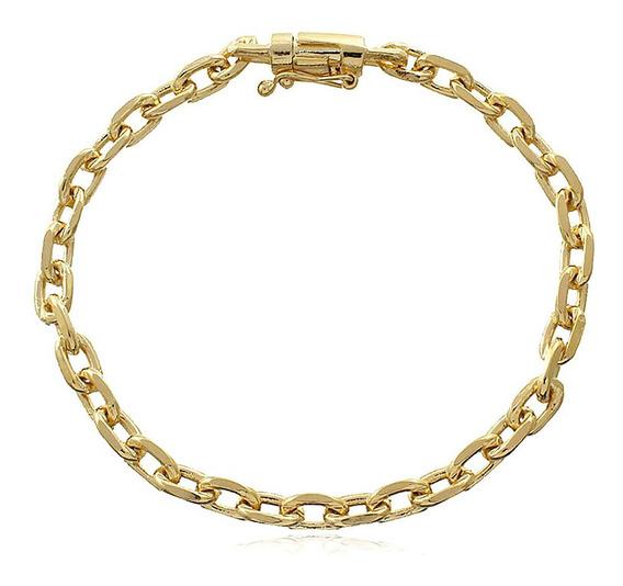 Pulseira Ouro 18k Cartier 4,3g - Masculina