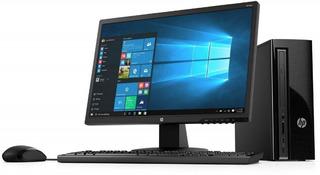 Mini Pc Intel I3 4gb 320gb O Ssd Hdmi Usb 3 Monitor Led 19 Oficina