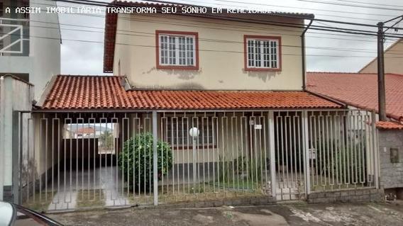 Casa Para Venda Em Volta Redonda, Jardim Belvedere, 4 Dormitórios, 1 Suíte, 2 Banheiros, 2 Vagas - C292_1-774036