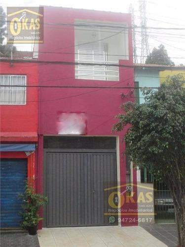 Imagem 1 de 30 de Sobrado Com 4 Dormitórios À Venda, 102 M² Por R$ 530.000,00 - Mooca - São Paulo/sp - So0030
