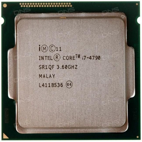 Intel Core I7 4790 3.6ghz Haswell Refresh Lga 1150 S/ Cooler