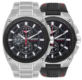 Relógio Orient Masculino Speedtech Kit Mtftc001 P1sx Orient