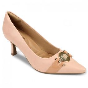 ef17a0946 Scarpin Ramarim Nude - Sapatos com o Melhores Preços no Mercado ...