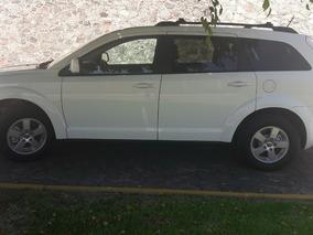 Dodge Journey 2.4 Sxt 7 Pasajeros 2012