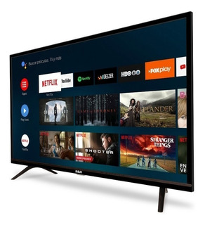 Smart Tv Led 32 Rca Android Xc32sm Ahora 12 Y 18