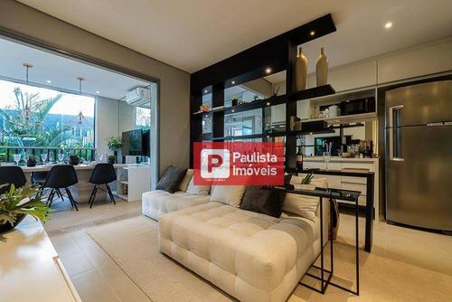 Apartamento À Venda, 160 M² Por R$ 2.060.000,00 - Campo Belo - São Paulo/sp - Ap29702
