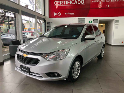 Imagen 1 de 15 de Chevrolet Aveo 2018 4p Lt L4/1.5 Man
