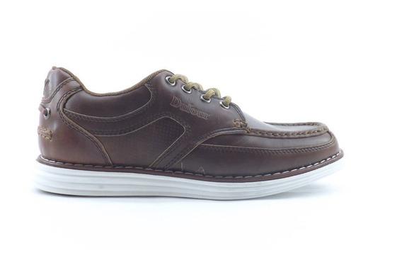 Zapatos Vestir Hombre Casual Liviano Dufour Nauticos 2114