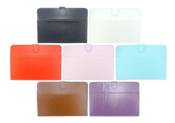Forro Estuche Agenda Protector Tablet 10 Ajustable