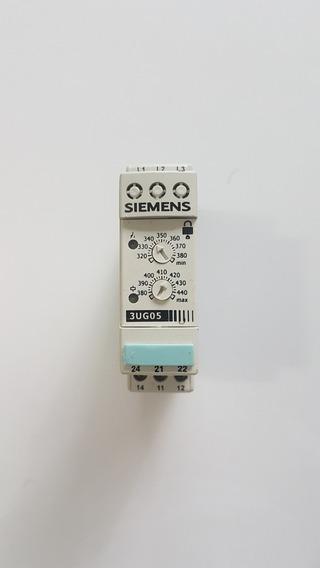 Relé Falta De Fase C/ Ajuste Siemens 3ug05 41 2aq00 380v