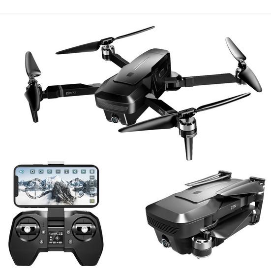 Drone Visuo Zen K1 - Câmera Wifi 4k Ultra Hd 5.8ghz, 500m Al