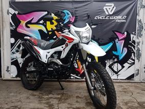 Moto Gilera Smx 200 Serie 3 0km 2018 Hasta 21/4 Stock Ya