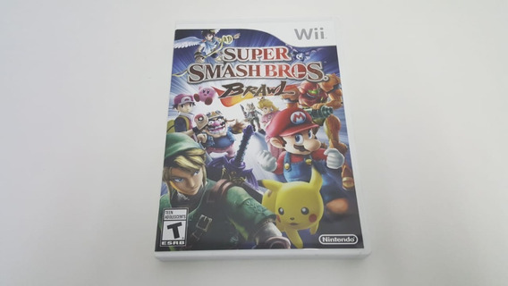 Super Smash Bros Brawl - Nintendo Wii - Original