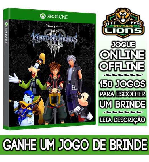 Kingdom Hearts ¿ Xbox One + Brinde