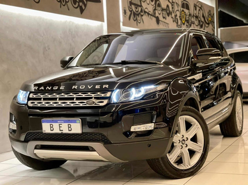 Land Rover Evoque Prestige 2013 Com Teto Solar 82.000km Nova