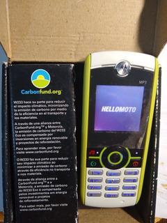Motorola W233 Desbloqueado Novo