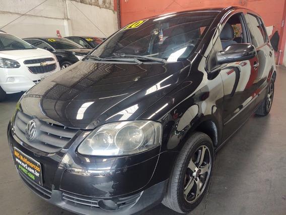 Volkswagen Fox 2010 Black Fox Completo Financio Sem Entrada