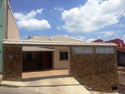 Casa No Centro De Ibiúna Codigo :195