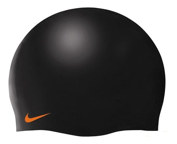 Gorra Nike Silicone Negro Hombre