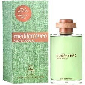 Perfume Mediterráneo Antonio Bandeiras Masculino Edt 200ml