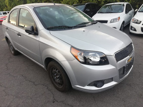 Chevrolet Aveo 1.6 Ls At 2017