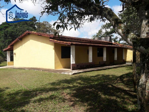 Chácara Residencial À Venda, Cachoeira, Santa Isabel. - Ch0021